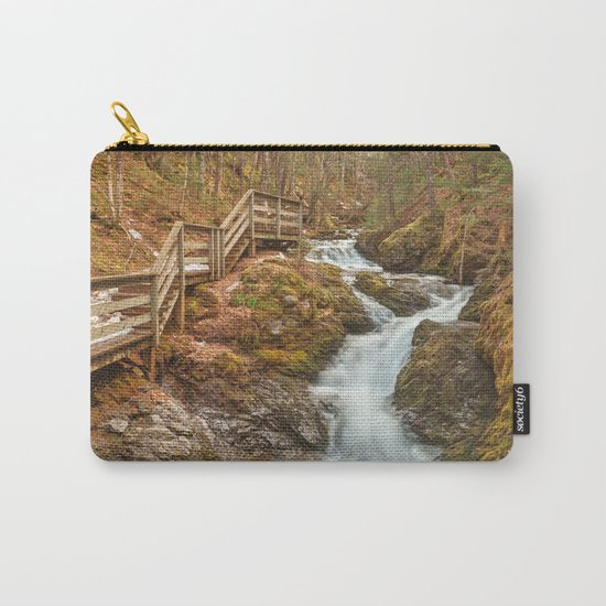 Centipede Step Falls Carry-All Pouch