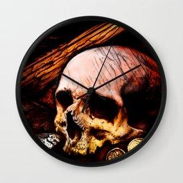 Voodoo Wall Clock