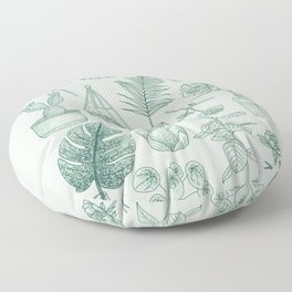 PLANTS LOVER Floor Pillow