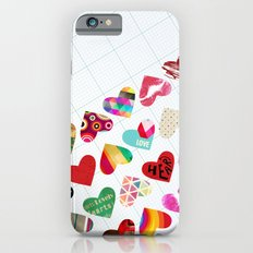 LISTEN TO YOUR HEART Slim Case iPhone 6