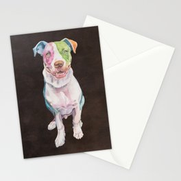 American Bull Terrier Stationery Cards