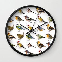 Year of the Bird I. (Europe) Wall Clock