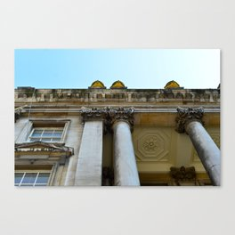 London's Calling  Canvas Print