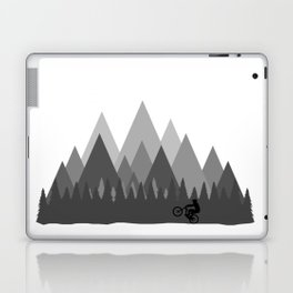 MTB Trailz Laptop & iPad Skin