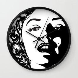 Marilyn01-1 Wall Clock