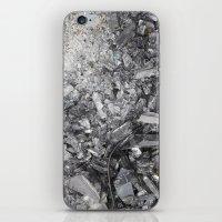 mike wrobel iPhone & iPod Skins featuring Mike Teevee by devoon