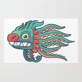 Chinese Sea Dragon Rug
