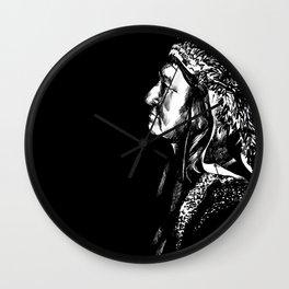 2Moons Wall Clock