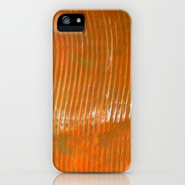 Yellow Lines S37 iPhone Case