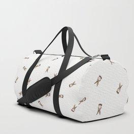 Bubble Gum Bunny Duffle Bag