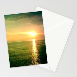 Bali Sunset  Stationery Cards