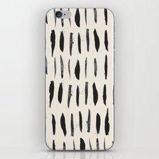 Three / Cream iPhone & iPod Skin
