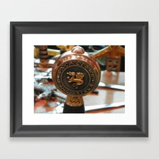 excalibur Framed Art Print
