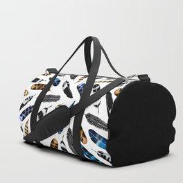 Bohemian Free Feather Duffle Bag