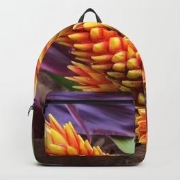 Hawaiian Tropical Elegant Jungle Flower Backpack