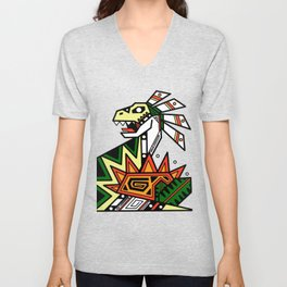 Hail to the Sun Chief Unisex V-Neck