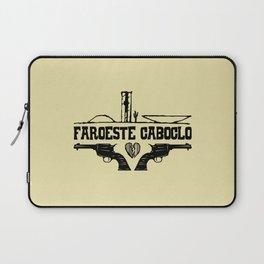 Faroeste Caboclo Laptop Sleeve