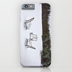 Snowy Meeting Slim Case iPhone 6s