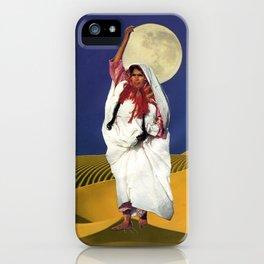 Scheherazade Rising iPhone Case