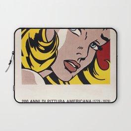 Modern Art Exhibition poster 1976 Laptop Sleeve