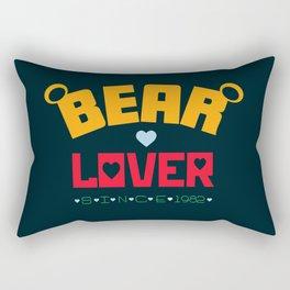 Bear Lover Rectangular Pillow