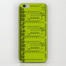 Handheld iPhone & iPod Skin