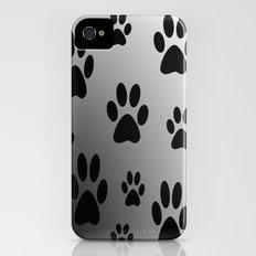 Cat Paws Slim Case iPhone (4, 4s)