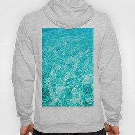 Crystal Clear Sea Water Hoody