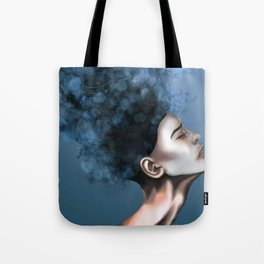 """OCD: """"Intrusive Thoughts"""" Tote Bag"""