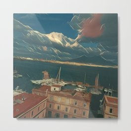 My sweet Napoli Metal Print