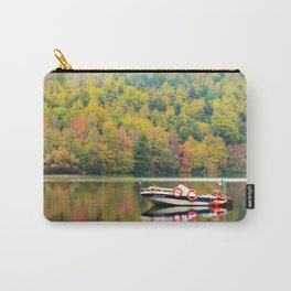 Autumn Reflections in the lake Carry-All Pouch