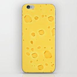 Block of Cheese iPhone Skin