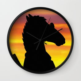 Escape from LA Wall Clock