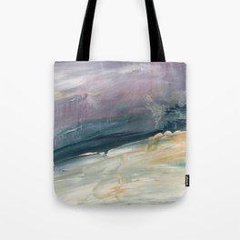 Deep Wave Tote Bag