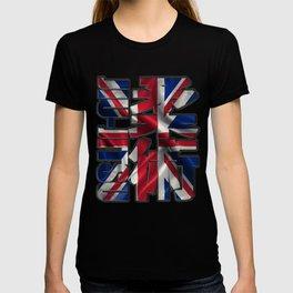 Britain Jiu Jitsu - BJJ - Ju Jutsu, England T-shirt
