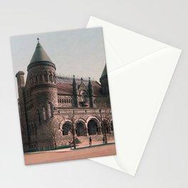 Detroit Museum of Art - Circa 1900 Photochrom Stationery Cards