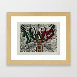 My Story 1997 Framed Art Print