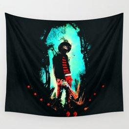 virgin killer cold Wall Tapestry
