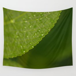 Floral Leaf 05 | Nature Photography Wall Tapestry