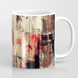 """Messages"" Inspired by the Bobby McFerrin music. Coffee Mug"