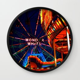 Coney Island, Baby Wall Clock