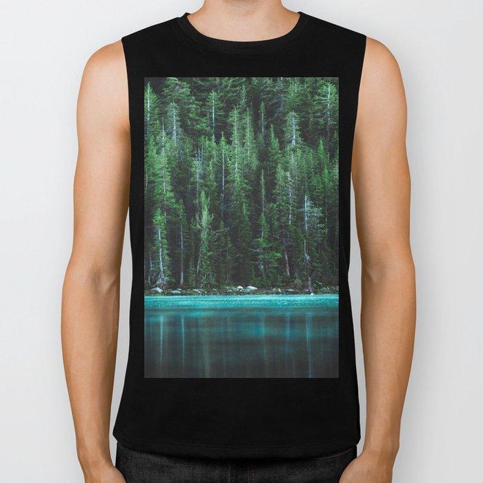 Forest 3 Biker Tank