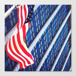 Day Eighteen: Fourth of July Canvas Print