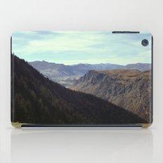 Top of the gondola iPad Case