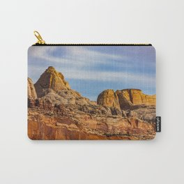 Summit of the rocks Carry-All Pouch