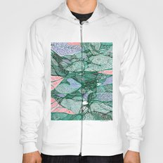 Drops in the Green Cell  Hoody