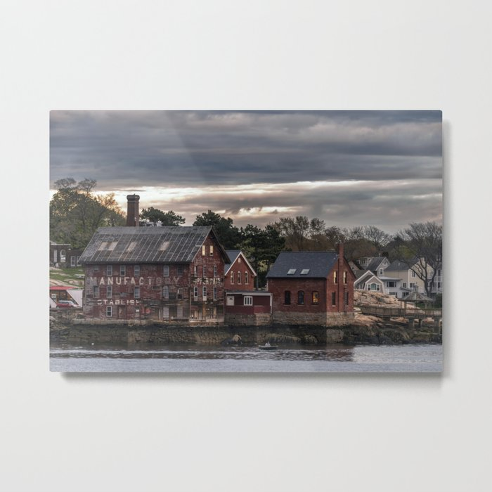 Gloucester Paint Factory Metal Print