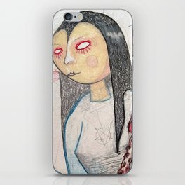 Memory, Contrivance, and Luck! iPhone Skin