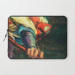 The Young Man from the East Laptop Sleeve