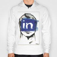 instagram Hoodies featuring O'Prime instagram by O'Prime